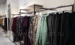 Торговое оборудование магазина одежды Femme ЛОФТ Фото 12