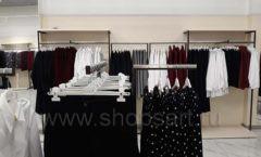 Торговое оборудование магазина одежды Femme ЛОФТ Фото 13