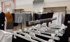 Торговое оборудование магазина одежды Femme ЛОФТ Фото 20