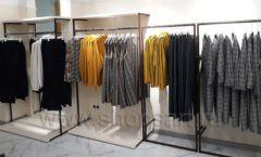 Торговое оборудование магазина одежды Femme ЛОФТ Фото 21