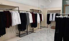Торговое оборудование магазина одежды Femme ЛОФТ Фото 22