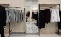 Торговое оборудование магазина одежды Femme ЛОФТ Фото 23