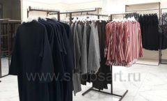 Торговое оборудование магазина одежды Femme ЛОФТ Фото 24