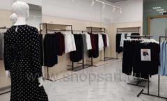 Торговое оборудование магазина одежды Femme ЛОФТ Фото 28