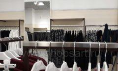 Торговое оборудование магазина одежды Femme ЛОФТ Фото 29