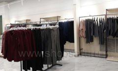Торговое оборудование магазина одежды Femme ЛОФТ Фото 30