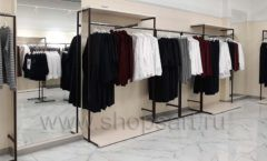 Торговое оборудование магазина одежды Femme ЛОФТ Фото 31