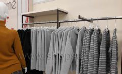 Торговое оборудование магазина одежды Femme ЛОФТ Фото 34