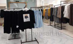 Торговое оборудование магазина одежды Femme ЛОФТ Фото 35