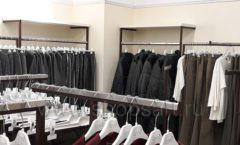 Торговое оборудование магазина одежды Femme ЛОФТ Фото 36