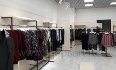 Торговое оборудование магазина одежды Femme ЛОФТ Фото 37