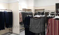 Торговое оборудование магазина одежды Femme ЛОФТ Фото 38