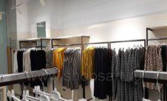 Торговое оборудование магазина одежды Femme ЛОФТ Фото 39