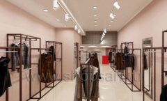Дизайн интерьера магазина шуб Ягуар торговое оборудование КЛАССИЧЕСКИЙ ЛОФТ Дизайн 5