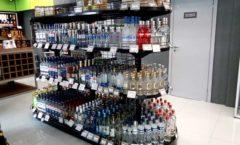 Торговое оборудование в магазинах СЕТЧАТЫЕ СТЕЛЛАЖИ Фото 06