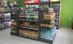 Торговое оборудование в магазинах СЕТЧАТЫЕ СТЕЛЛАЖИ Фото 09