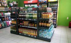 Торговое оборудование в магазинах СЕТЧАТЫЕ СТЕЛЛАЖИ Фото 10