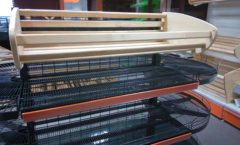 Торговое оборудование в магазинах СЕТЧАТЫЕ СТЕЛЛАЖИ Фото 16