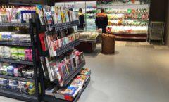 Торговое оборудование в магазинах СЕТЧАТЫЕ СТЕЛЛАЖИ Фото 20