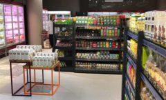 Торговое оборудование в магазинах СЕТЧАТЫЕ СТЕЛЛАЖИ Фото 21