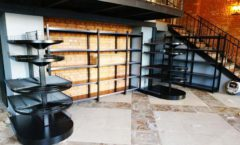 Торговое оборудование в магазинах СЕТЧАТЫЕ СТЕЛЛАЖИ Фото 24