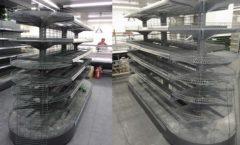 Торговое оборудование в магазинах СЕТЧАТЫЕ СТЕЛЛАЖИ Фото 27