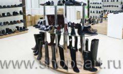 Торговое оборудование магазина обуви Банана Шуз этаж 1 КОФЕ С МОЛОКОМ Фото 05