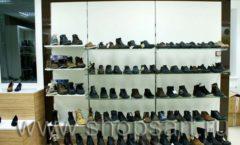 Торговое оборудование магазина обуви Банана Шуз этаж 1 КОФЕ С МОЛОКОМ Фото 06