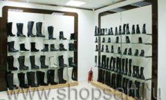 Торговое оборудование магазина обуви Банана Шуз этаж 1 КОФЕ С МОЛОКОМ Фото 09