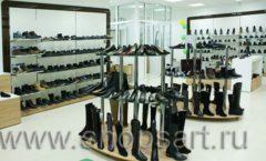 Торговое оборудование магазина обуви Банана Шуз этаж 1 КОФЕ С МОЛОКОМ Фото 13