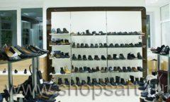 Торговое оборудование магазина обуви Банана Шуз этаж 1 КОФЕ С МОЛОКОМ Фото 16