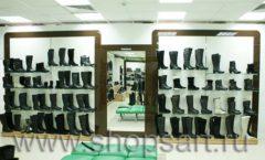 Торговое оборудование магазина обуви Банана Шуз этаж 1 КОФЕ С МОЛОКОМ Фото 17