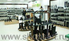 Торговое оборудование магазина обуви Банана Шуз этаж 1 КОФЕ С МОЛОКОМ Фото 19