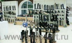 Торговое оборудование магазина обуви Банана Шуз этаж 2 ГЛАМУР Фото 15