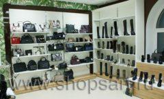 Торговое оборудование магазина обуви Банана Шуз этаж 2 ГЛАМУР Фото 22
