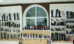 Торговое оборудование магазина обуви Банана Шуз этаж 2 ГЛАМУР Фото 23