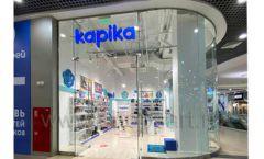 Торговое оборудование детского магазина Kapika Краснодар РАДУГА Фото 03