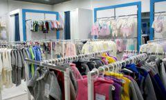 Торговое оборудование детского магазина Ивбеби Москва ТЦ Улей РАДУГА Фото 12