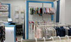 Торговое оборудование детского магазина Ивбеби Москва ТЦ Улей РАДУГА Фото 16