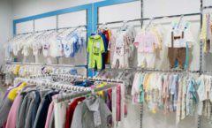 Торговое оборудование детского магазина Ивбеби Москва ТЦ Улей РАДУГА Фото 17