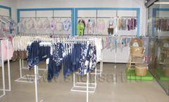 Торговое оборудование детского магазина Ивбеби Москва ТЦ Улей РАДУГА Фото 19