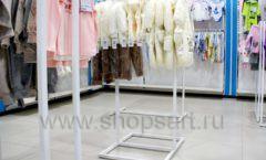 Торговое оборудование детского магазина Ивбеби Москва ТЦ Улей РАДУГА Фото 28