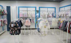 Торговое оборудование детского магазина Ивбеби Москва ТЦ Улей РАДУГА Фото 31