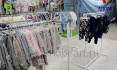 Торговое оборудование детского магазина Ивбеби Москва ТЦ Улей РАДУГА Фото 34