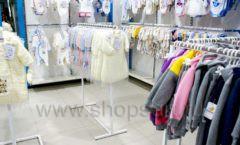Торговое оборудование детского магазина Ивбеби Москва ТЦ Улей РАДУГА Фото 37