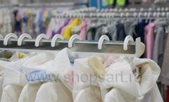Торговое оборудование детского магазина Ивбеби Москва ТЦ Улей РАДУГА Фото 43