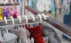 Торговое оборудование детского магазина Ивбеби Москва ТЦ Улей РАДУГА Фото 44