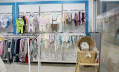 Торговое оборудование детского магазина Ивбеби Москва ТЦ Улей РАДУГА Фото 49