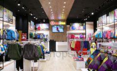 Торговое оборудование детского сетевого магазина OLDOS KIDS ТРК Красный Кит РАДУГА Фото 02