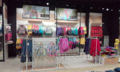 Торговое оборудование детского сетевого магазина OLDOS KIDS ТРК Красный Кит РАДУГА Фото 12